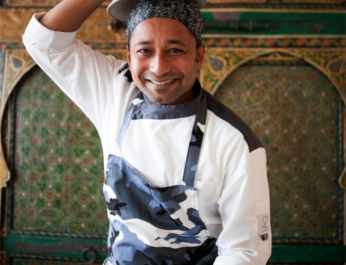 Il team del Magazzino/puntata 1: Farooq, il nostro cuoco